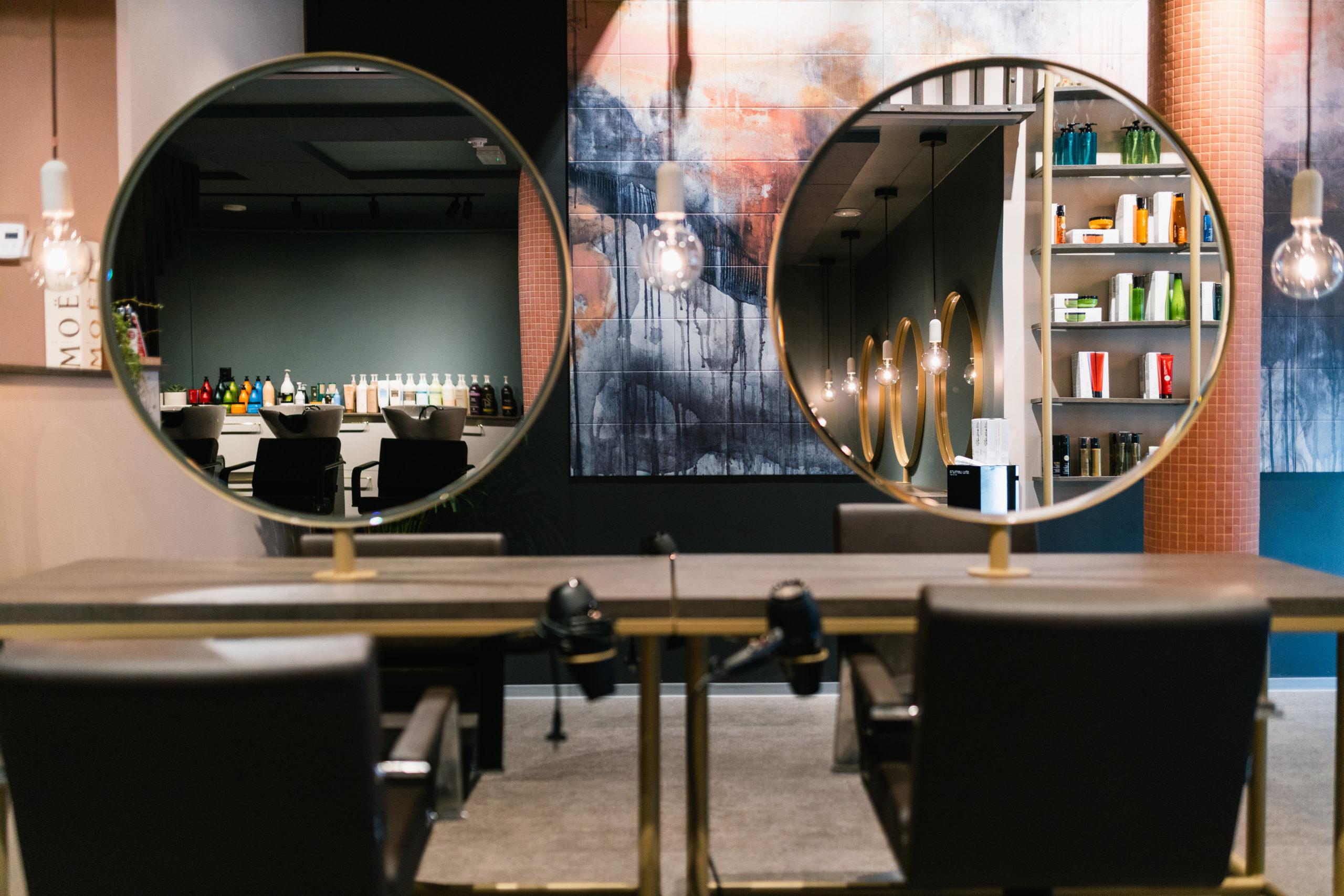 Olimb & Co Munch brygge - vår frisørsalong i Barcode
