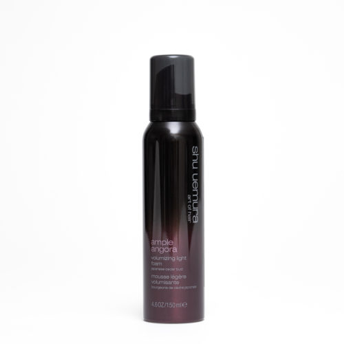 Shu Uemura Ample Angora Volumizing Light Foam