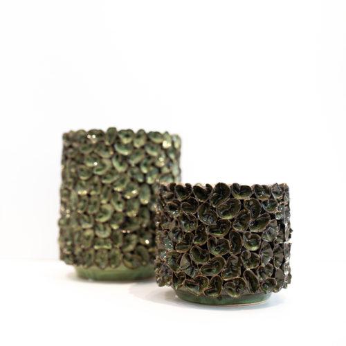 Grønne potter