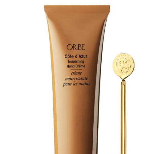 Oribe Côte d'Azur Nourishing Hand Crème and Key