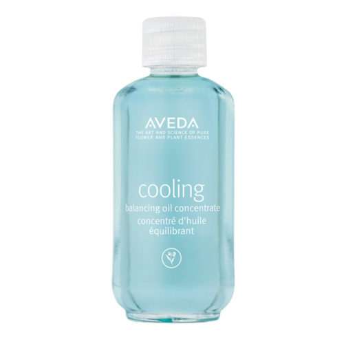 Aveda Cooling Oil Composition